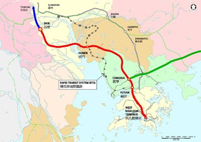 株洲到上海的高铁